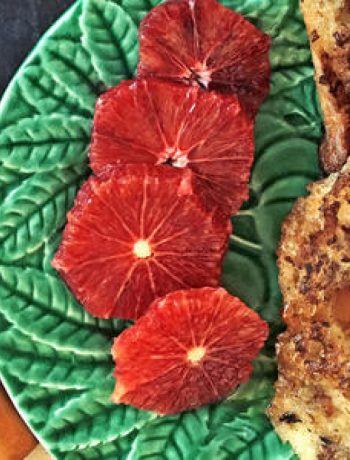 This Vegan French Toast Recipe Is Pretty Much Magic