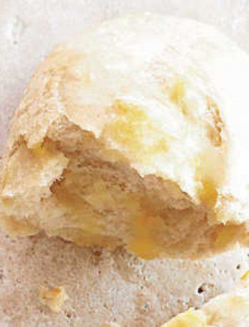 Rolls with Honey-Orange Butter