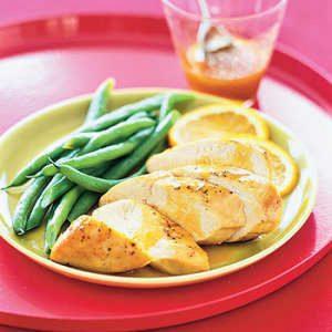 Rosemary Garlic Roast Chicken