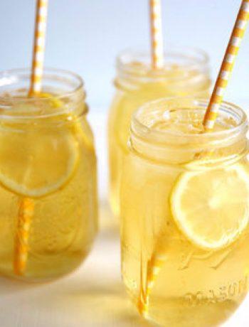 Cold-Brew Iced Tea