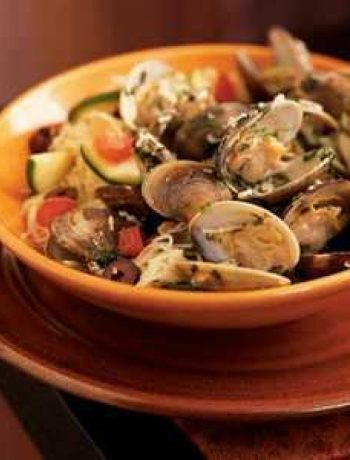 Sautéed Clams Parmesan