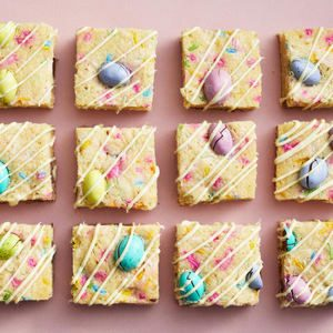 Easter Candy Snack Cake