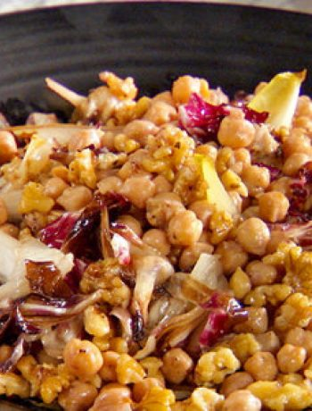 Radicchio and Endive Side Dish