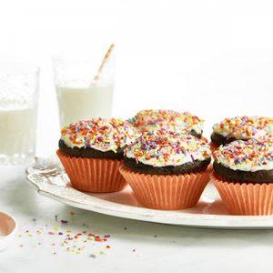 Fail-Proof Vegan Chocolate Cupcakes recipes