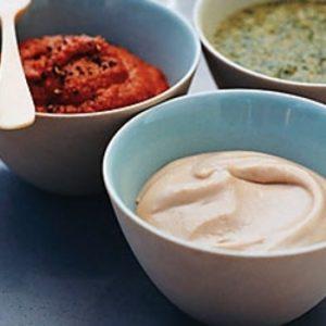 Anchovy Mayonnaise recipes
