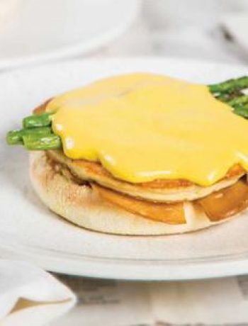 This Vegan Hollandaise Sauce Will Make Your Meat-Eating Friends Jealous