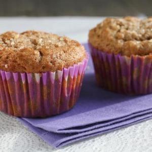 Gluten-Free Banana-Nut Muffins