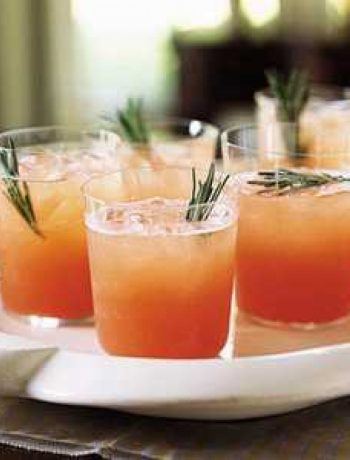 Holiday Brunch Tonic