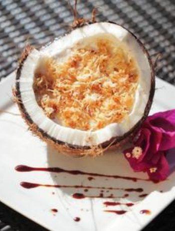 Coconut Dream Dessert