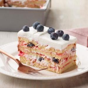 Berry Dessert Lasagna