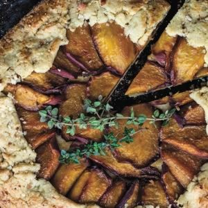 This Sweet Breakfast Galette Will Make Your Morning Peachy