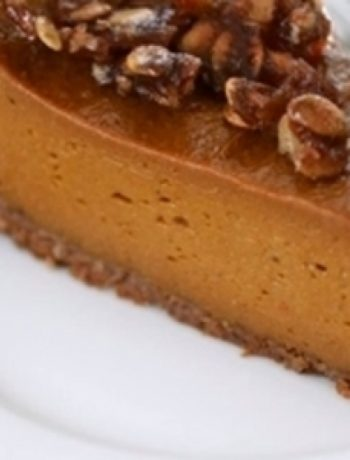Gluten-Free Pumpkin Pie with Gluten-Free Coconut-Pecan Crust recipes